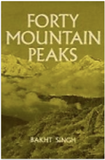 21. Forty Mountain Peaks